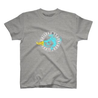 トライバルなカモノハシ T-shirts