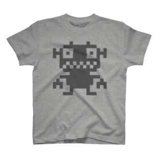 ドット絵モンスター-08 T-shirts