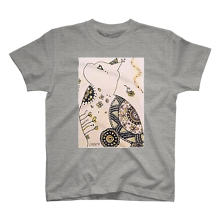 ネコ T-shirts