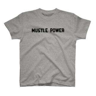 Mustle Power T-shirts