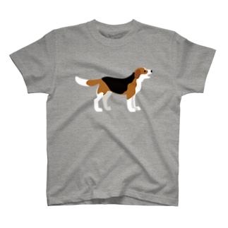 にこにこわんこ T-shirts