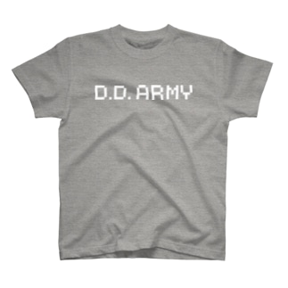 D.D.ARMY Tee T-shirts