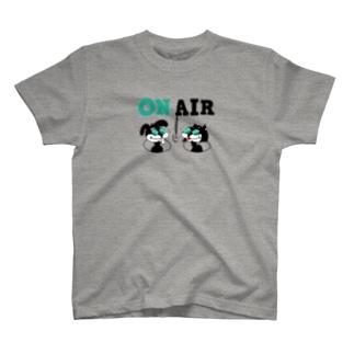 タムゾエ・ON AIR T-Shirt