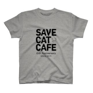 6周年記念アイテム「LOGO STYLE」 T-shirts