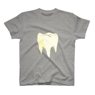 奥歯 T-shirts