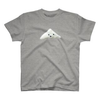 はんぺん白太郎 T-shirts