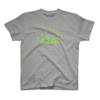 スパット T-shirts