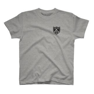 スカルワッペン T-shirts