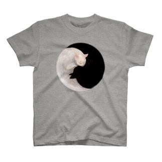 Yin and Yang T-shirts