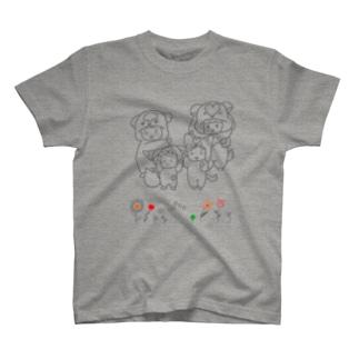 着ぐるみっこ T-shirts