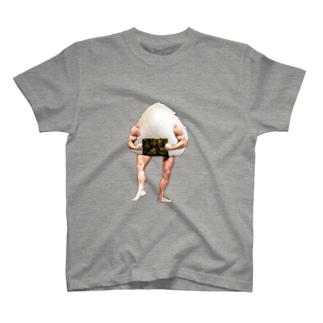 まっちょにぎり T-shirts
