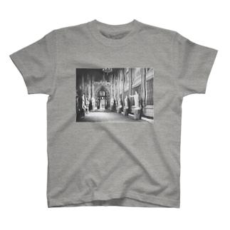 ウェストミンスター宮殿<アンティーク・フォト> T-shirts