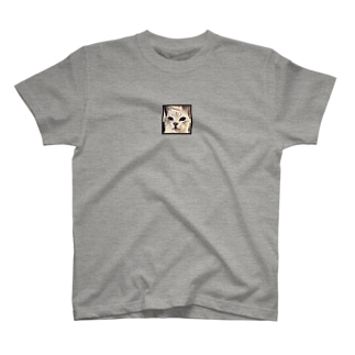 AKUBI 証明写真 T-shirts