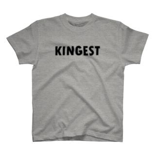 KINGEST B T-shirts
