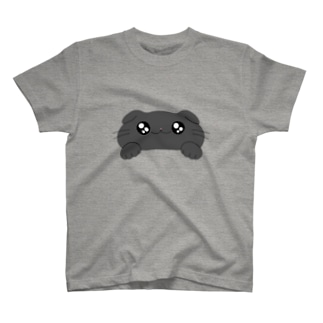 うる目ねこ T-shirts
