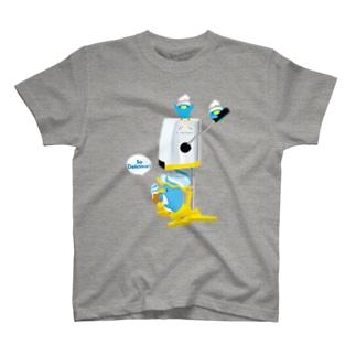 バブールソフトクリーム2 T-shirts