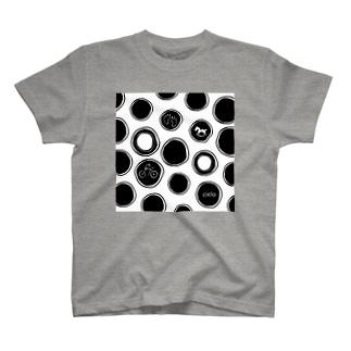 cielo○◎dotto T-shirts