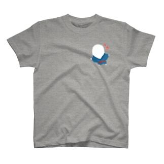 おばけTシャツ<のっぺらぼう> T-Shirt