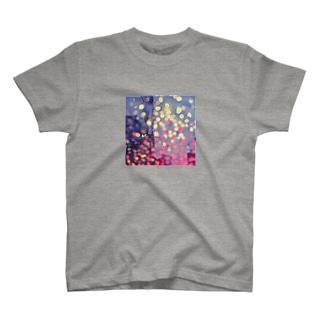 ネオンドロップ T-shirts