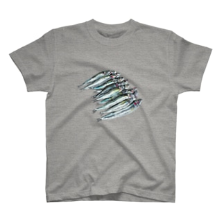 いわしティー T-shirts