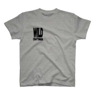 WILD CRAFTSMAN T-shirts