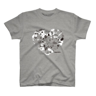 Kayaributa (Gray) T-shirts