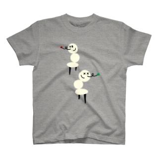 チェリー&チェリオ(No.2) T-shirts