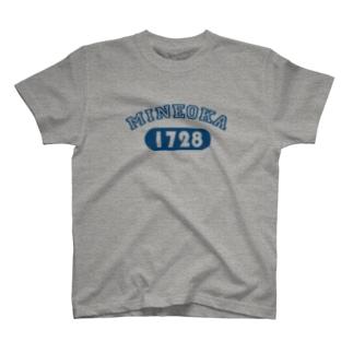 嶺岡1728 T-shirts
