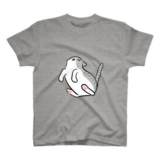 めんどくさいねこ T-shirts