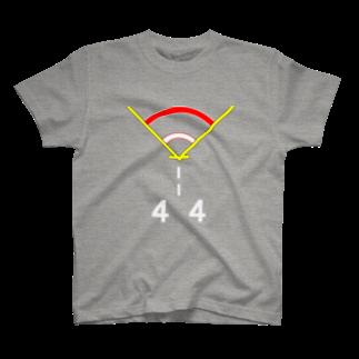 酒樽 蔵之介の着艦標識旧型「くらま」 T-shirts