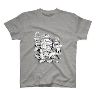 ぷりてぃーがーる T-shirts