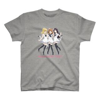 ぱいじょ!Tシャツ No.5 T-shirts