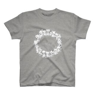 創作AMBITION・CAT・WALK15th記念 T-shirts