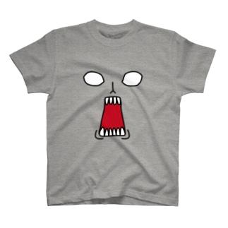 エルガーフェイス Tシャツ