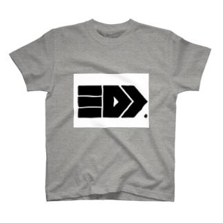 イカのマーク T-shirts