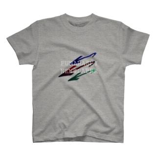 船橋ニュースペーパー✖︎ 正宗 T-shirts