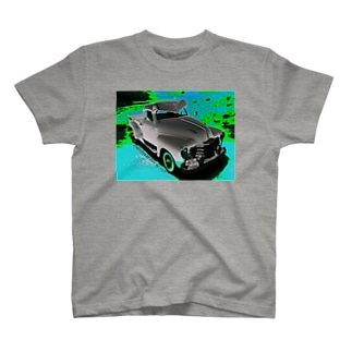 CHEVROLET 3100 Pick Up 1/25 ブルー文字入り T-shirts