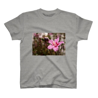 花 T-shirts