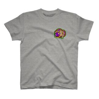 蛇蛙POP T-shirts