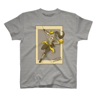 NATTO WOMAN T-shirts