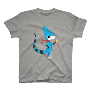 バージリスク(スタンダード) T-shirts