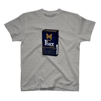黒BUTA PEACE T-shirts
