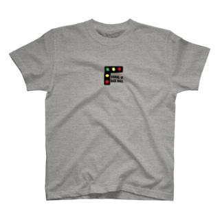 信号機?それとも野球? T-shirts
