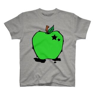 青りんご星 T-shirts