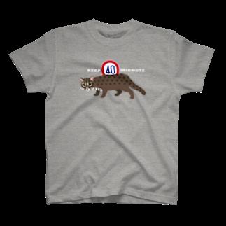 しまのなかまfromIRIOMOTEのKEEP40 IRIOMOTE T-shirts