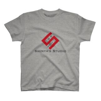 Shinya's Studio LOGO T-shirts