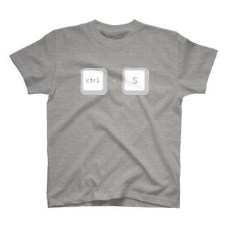 ctrl + S T-shirts