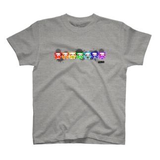 アバターコラボグッズ T-shirts