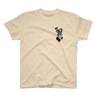 イノシシ Tシャツ