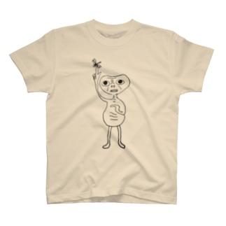 ネイル星人 Tシャツ
